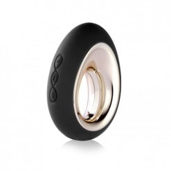 Lelo Alia Luxury Waterproof Massager (Black)